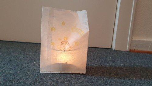 Hoffnungslichter – Anleitung für Lichtertüten