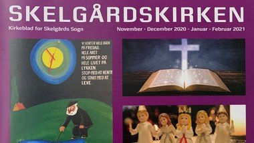 Kirkeblad november 2020- februar 2021