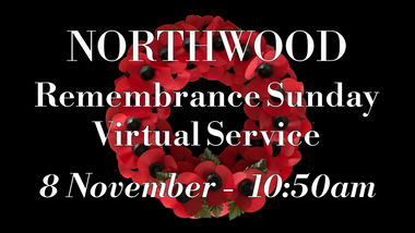 Service for Remembrance Sunday