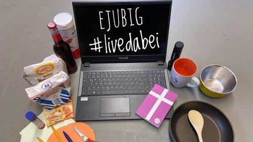 #livedabei das Onlineangebot