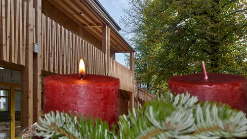 1. Advent + Eröffnung des Gemeindehauses!