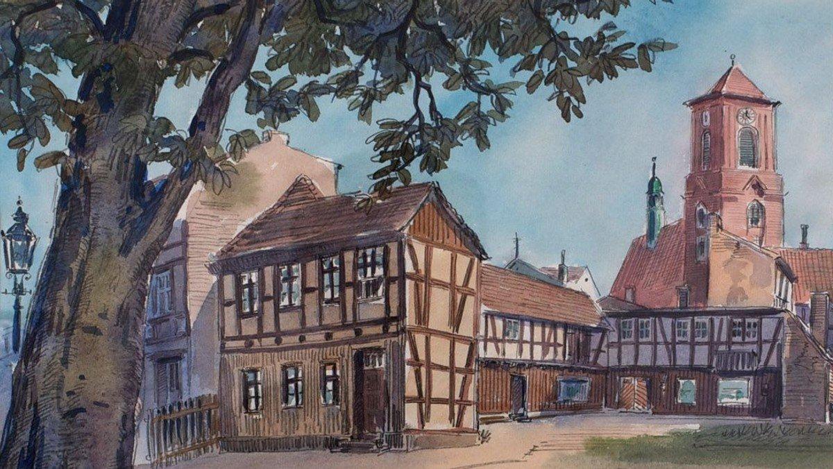 Gemälde und Grafiken von St. Nikolai Spandau (Teil 2)