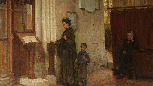 23. søndag efter trinitatis (2. tekstrække) 15. november 2020
