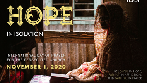 November 15, 2020 Worship Service