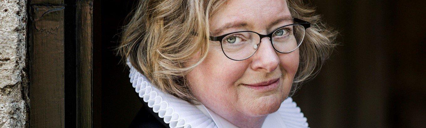Lisbeth Thomsen holder åbent hus