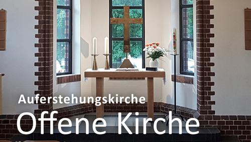 Café bei Hein / Offene Kirche