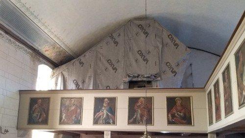 In die Kirche von Gunsleben kehrt Ruhe ein