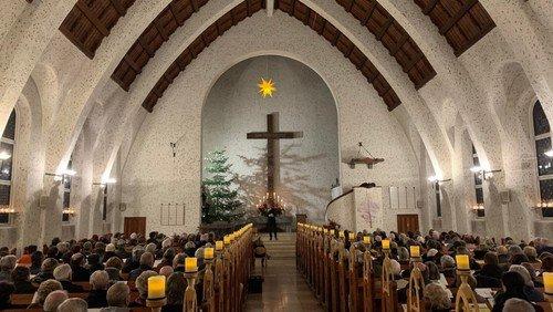 Drei weihnachtliche Doppel-Musik-Gottesdienste im Dezember mit der Möglichkeit, die freischaffenden Musiker direkt zu unterstützen