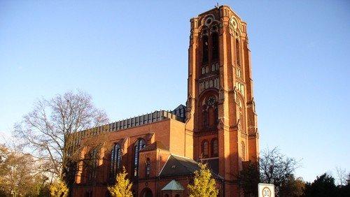 Die Auferstehungskirche im Wandel der Zeiten