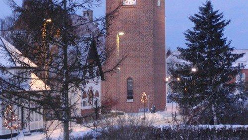 Juleaftensfest i Brønderslev Sognegård