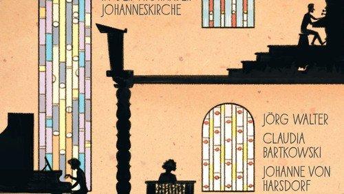 Die CD zum Instrument des Jahres 2021: Veni creator!  - Verkauf € 10,00 - Gemeindebüro und Buchhandlung Haberland