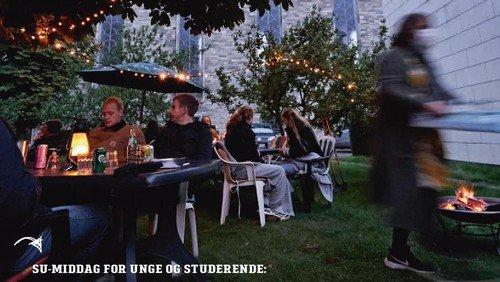 SU-middag på forsiden