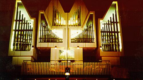 20.12. um 18:00 Uhr Orgelvesper zum 25. Orgeljubiläum - digital
