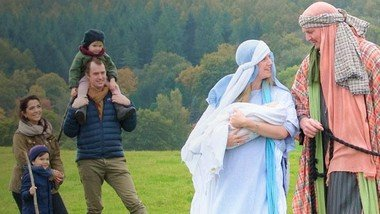 Wintershall Nativity Winter Walk - 18th to 21st December