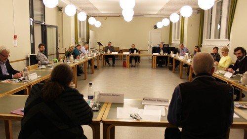 Det nye menighedsråd tiltræder 1. søndag i advent