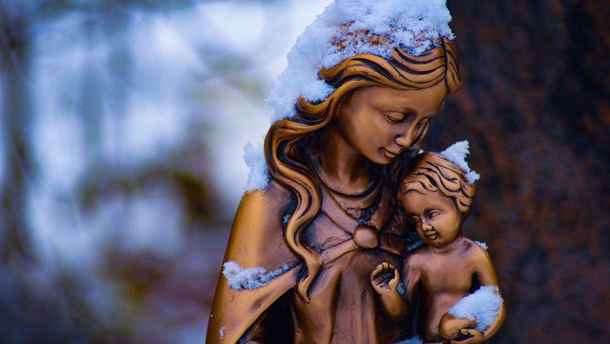 Maria - die Mutter von Jesus in der Bibel