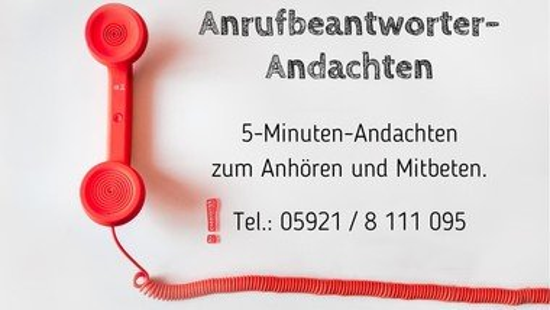 Vaterunser am Telefon