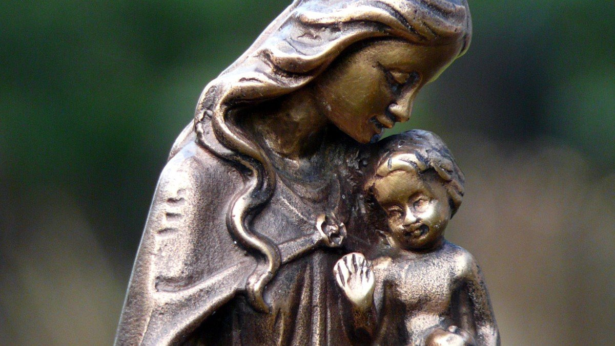 """Maria als Mutter - """"Warum nur, mein Sohn, warum?"""""""