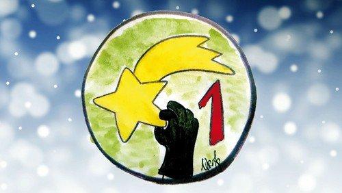 """  """"Marie und der Sternedieb"""" - Ein Adventskalender für Kinder"""