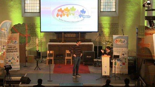 Demokratiekonferenz in der St.-Jakobi-Kirche am 15.10.2020
