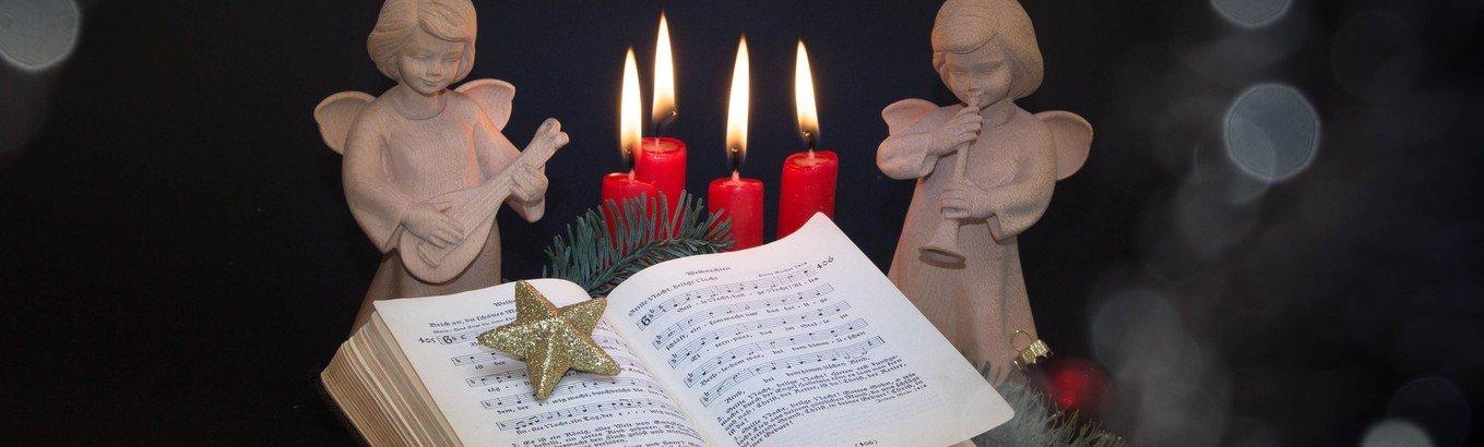 Singen erwünscht – digitales Weihnachtsliederheft für das Handy