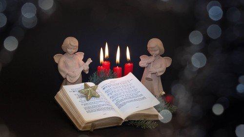 Singen mit der Familie – digitales Weihnachtsliederheft für das Handy