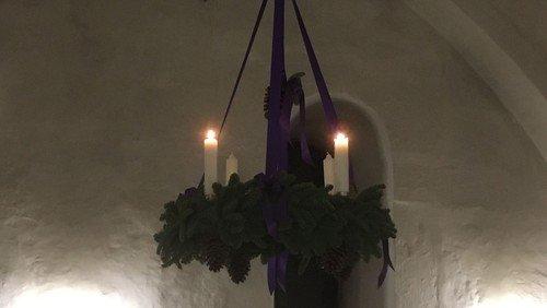 Gudstjeneste Svenstrup kirke søndag d. 29. november kl. 9.30