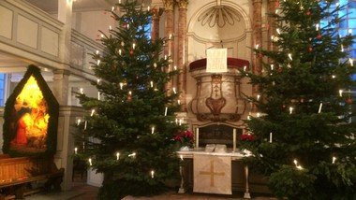 Weihnachten IN der Kirche - Anmeldung ab 14 .Dezember