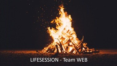 Online-Lifesession am 04.12.2020