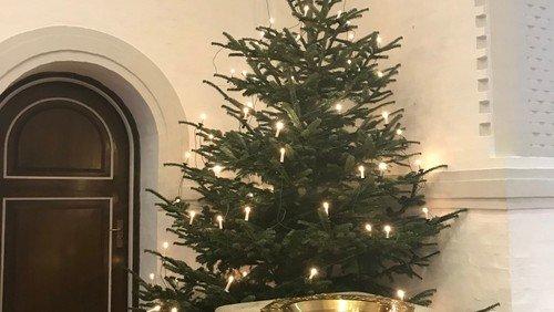 Juleaften, juledag og 2. juledag: Kun adgang med billet
