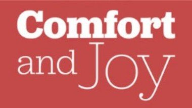 Advent 2020: Comfort and Joy