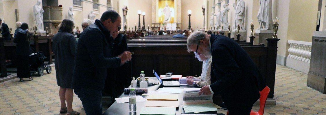 Det nyvalgte menighedsråd har konstitueret sig