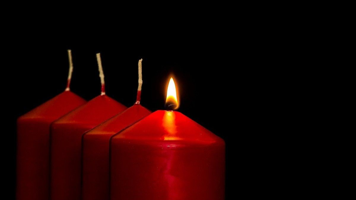 Mein Gott, dein hohes Fest des Lichtes hat stets die Leidenden gemeint...
