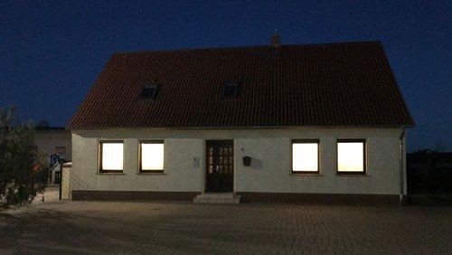 Schaufenster-Kalender zum Advent in Eggersdorf