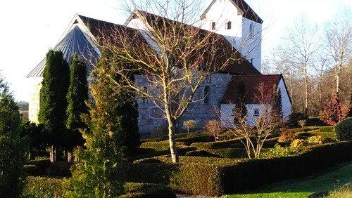 Advents hilsen fra Svenstrup kirke