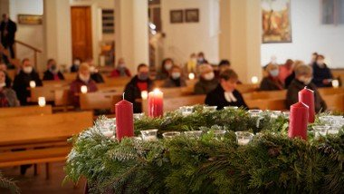 Musikalische Andacht zum 1. Advent aus Frankfurt (Oder)