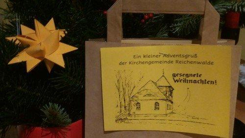 Adventsgrüße in Reichenwalde
