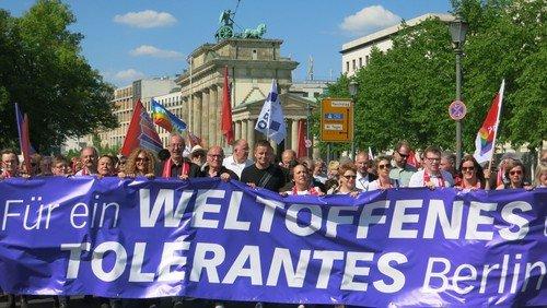 Der Kirchenkreis Tempelhof-Schöneberg wehrt sich gegen Hetze und Antisemitismus