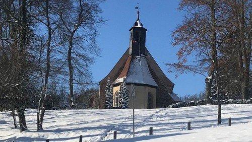 Gottesdienste im Winter