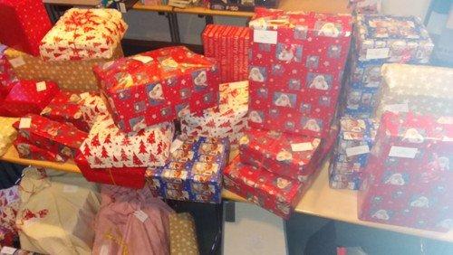 100 Geschenke für 100 Kinder