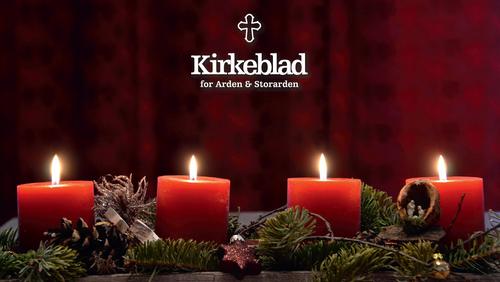 Kirkeblad Arden dec  2020 - feb 2021