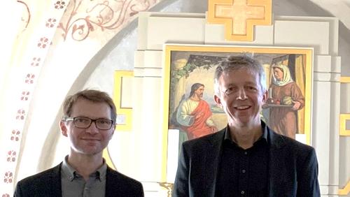 Ny kirkesanger i Oue-Valsgård kirker