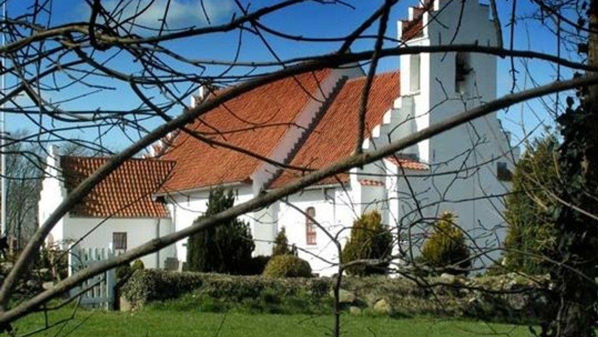 Beretning fra Skelund menighedsråd