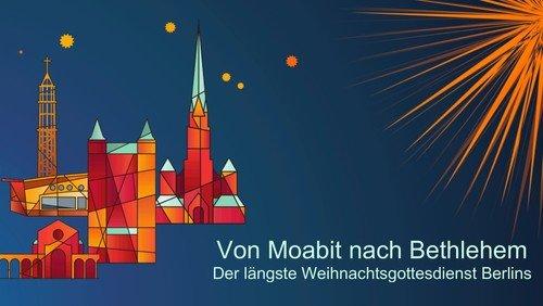 Der längste Weihnachtsgottesdienst Berlins