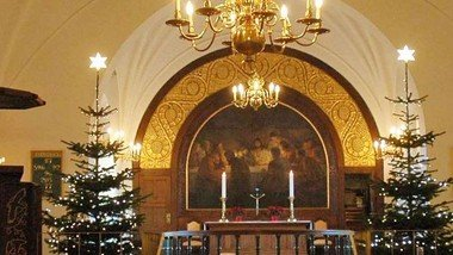 Tilmelding til Julegudstjeneste