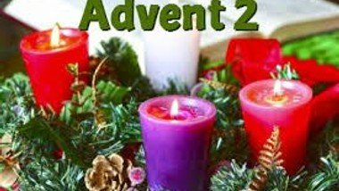 Second Sunday of Advent December 6th 2020
