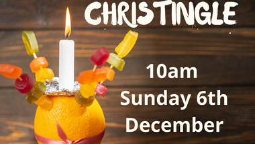 Christingle Service - Sunday 6th December 2020