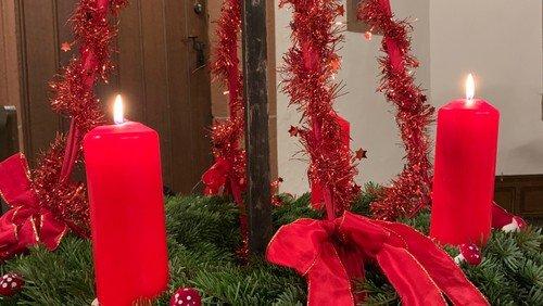 Online-Gottesdienst zum 2. Advent aus der Stadtkirche Biedenkopf