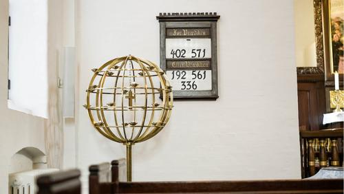 Stille stund i kirken - alle hverdage 9-15