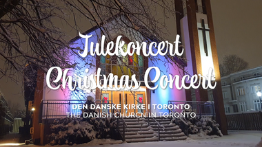 Christmas Concert from the Danish Church in Toronto